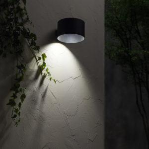 Applique LED solar Miyek