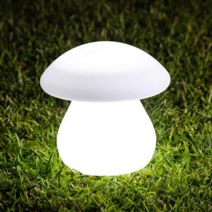 Fungo LED rgbw ricaricabile