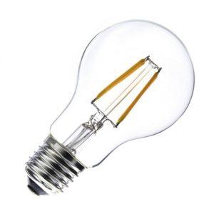 lampadina LED e27 filamento classic