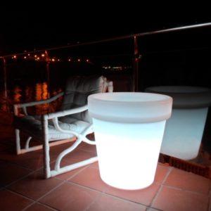 Vaso LED RGBW